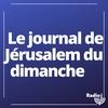 Logo of show Le journal de Jérusalem du dimanche en direct du Studio Qualita