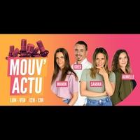 Logo de l'émission Mouv' Actu