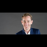 Logo of show The Ryan Tubridy Show