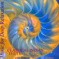 Couverture du titre Classical Indian Flute, Vol. 2