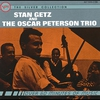Cover of the album Stan Getz and The Oscar Peterson Trio