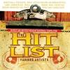 Couverture de l'album The Hit List: Newest and Hottest Dancehall Compilation