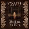 Couverture de l'album Buch der Balladen