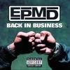 Couverture de l'album Back in Business