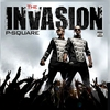 Couverture de l'album The Invasion