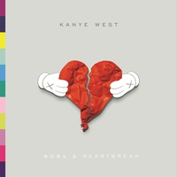 Cover of the track 808s & Heartbreak (Exclusive Edition)