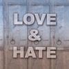 Couverture de l'album Love & Hate