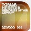 Couverture de l'album Memories of You - Single