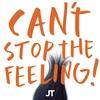 Couverture du titre Can't Stop The Feeling!