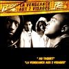 Cover of the album La vengeance aux 2 visages - EP