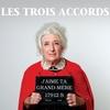 Couverture de l'album J'aime ta grand‐mère