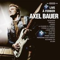 Cover of the track Live à Ferber