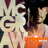 Cover of the track Sundown Heaven Town (Deluxe Edition)
