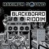Cover of the album Black Board Riddim - EP