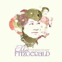 Cover of the track Ella Fitzgerald: The Voice of Jazz