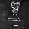 Couverture de l'album Washington, DC 19-September-1998 (Live)