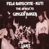 Cover of the album Fela (Live!) [with Ginger Baker]