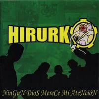 Cover of the track Ningun Dios Merece Mi Atencion