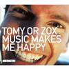 Couverture de l'album Music Makes Me Happy - EP