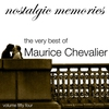 Cover of the album The Very Best Of Maurice Chevalier (Nostalgic Memories Vol 54)