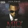 Couverture de l'album Don Omar Presents MTO²: New Generation