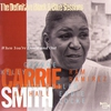 Couverture de l'album The Definitive Black & Blue Sessions: Carrie Smith - When You're Down and Out (1977)