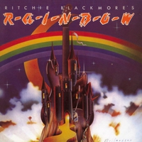 Couverture du titre Ritchie Blackmore's Rainbow