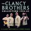 Couverture de l'album The Clancy Brothers Collection 1956-62