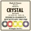 Cover of the album Derrick Harriott Rocksteady 1968 to 1971 - 10 Singles Set Pt. 2
