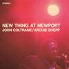 Couverture de l'album New Thing at Newport (Live)