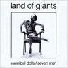 Couverture de l'album cannibal dolls/seven men