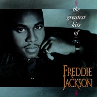 Cover of the track The Greatest Hits of Freddie Jackson