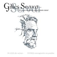 Cover of the track Je vous emporte dans mon cœur (35 ans de scène - Titres enregistrés en public)