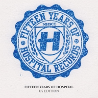 Couverture du titre Fifteen Years of Hospital Records (US Edition)