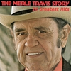 Cover of the album The Merle Travis Story: 24 Greatest Hits