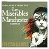 Couverture de l'album Les Misérables: Highlights (Manchester Cast) - EP