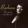 Cover of the album Dis quand reviendras-tu ?