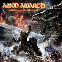 Couverture du titre Twilight of the Thunder God (Bonus Track Version)