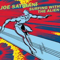 Cover of the track Surfing With the Alien