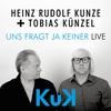 Cover of the album Uns fragt ja keiner (Live)