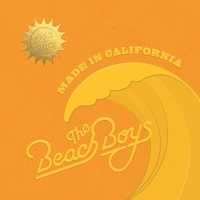 Cover of the track Made in California