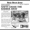 Cover of the album Natty Chase the Barber Away