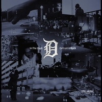 Cover of the track In the Dark: Detroit Is Back