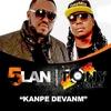 Cover of the album Kanpe devanm (feat. Tony Mix) - Single