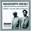 Cover of the album Mississippi Sheiks, Vol. 2 (1930 - 1931)