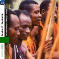 Couverture du titre Tanzania - Tanzanie : Chants Wagogo