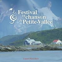 Cover of the track Festival en chanson de Petite-Vallée : l'année Pierre Flynn