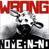 Couverture de l'album Wrong