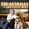 Couverture de l'album The Kendalls: 20 Greatest Hits