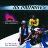 Couverture de l'album 20 Grandes Sucessos de Os Mutantes